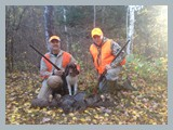 pic_52_a_b_Woodcock and Ruffed grouse hunting 2016